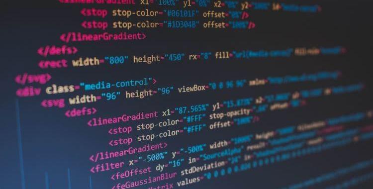 que es codigo html