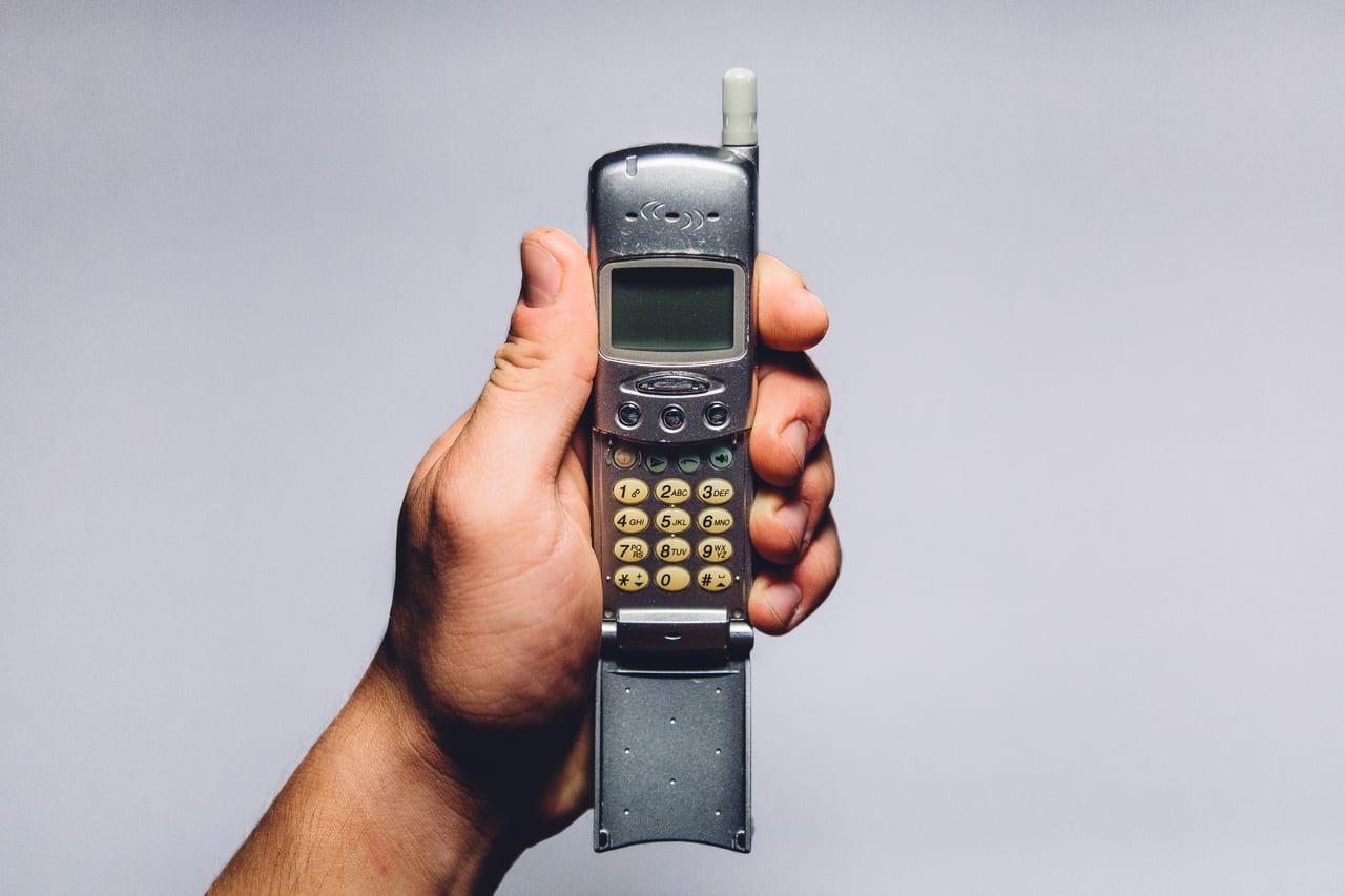 ¿Conoces la historia de los celulares?