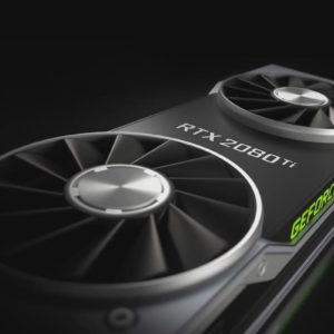 NVIDIA GeForce GTX 2080 Ti