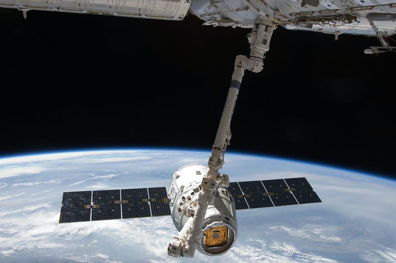 SpaceX mandará 2 astronautas a la ISS este 27 de mayo