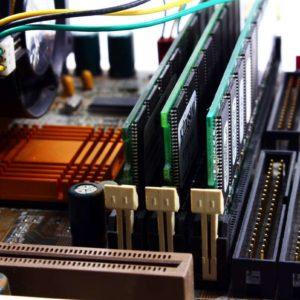 Tipos de memoria en informática
