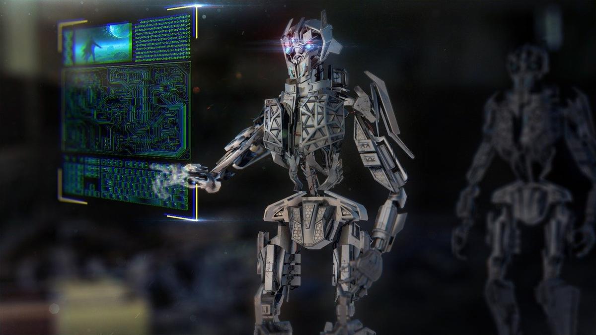 Top 5 robots más sorprendentes