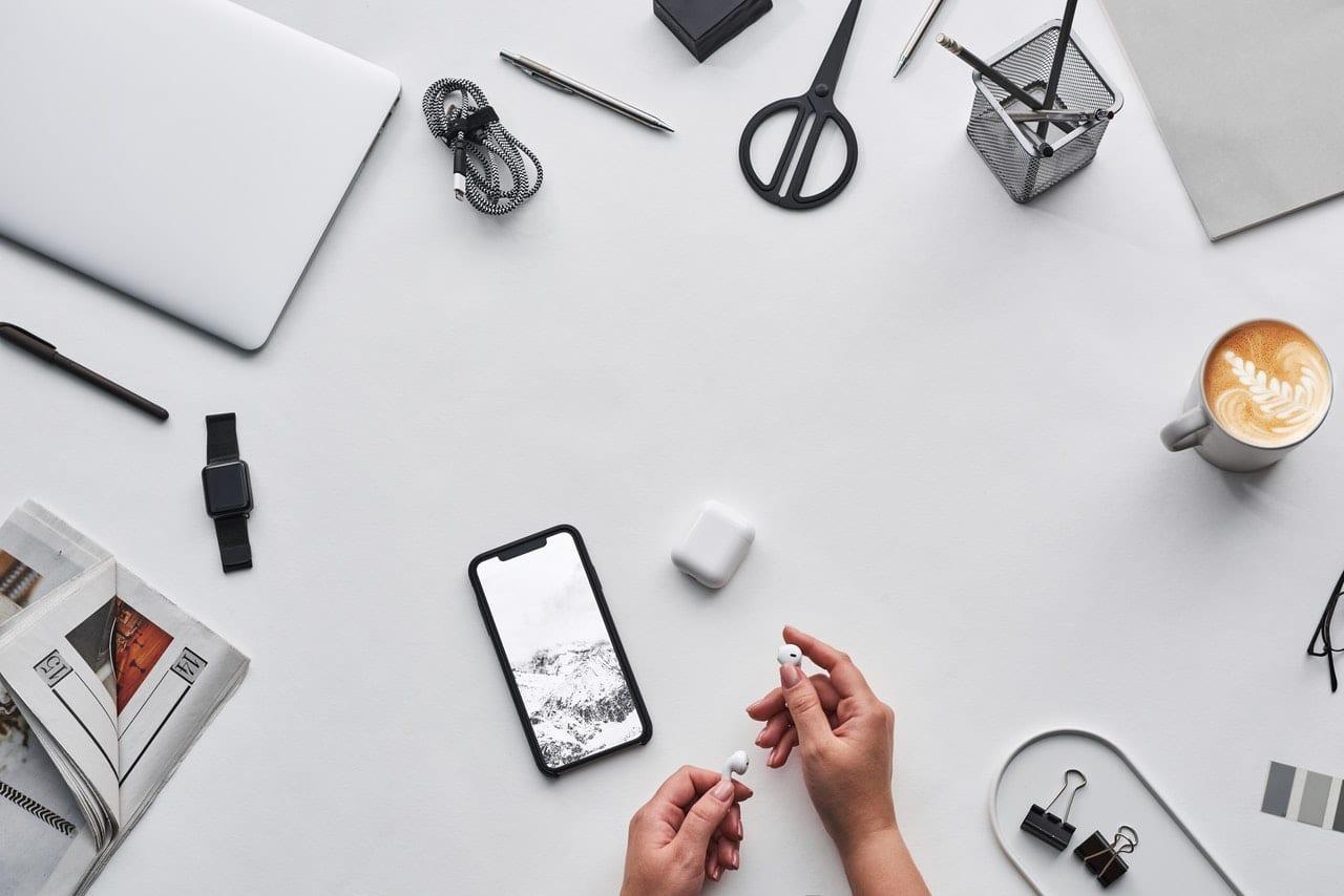 Consejos para limpiar tus dispositivos móviles