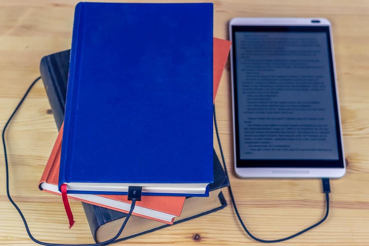 Tecnologías de los e-readers o tablets para leer