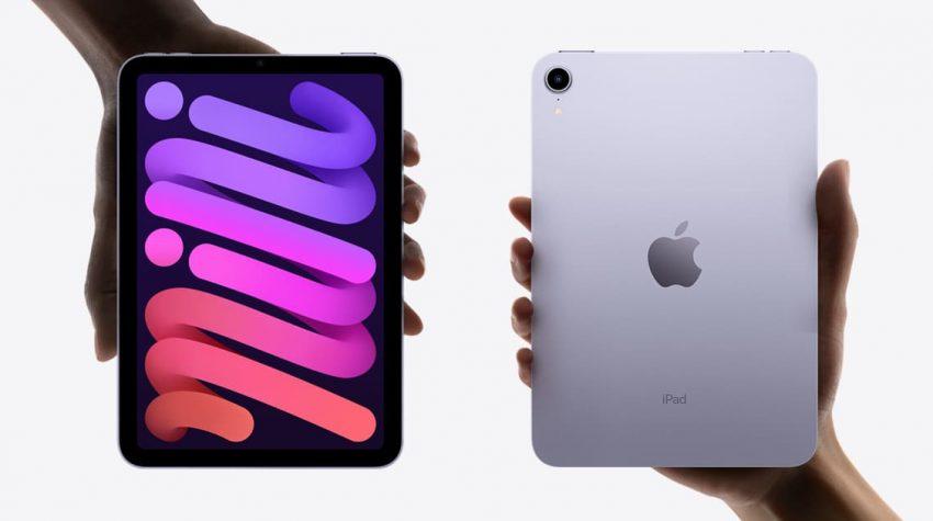 Nuevo ipad mini 6 2021