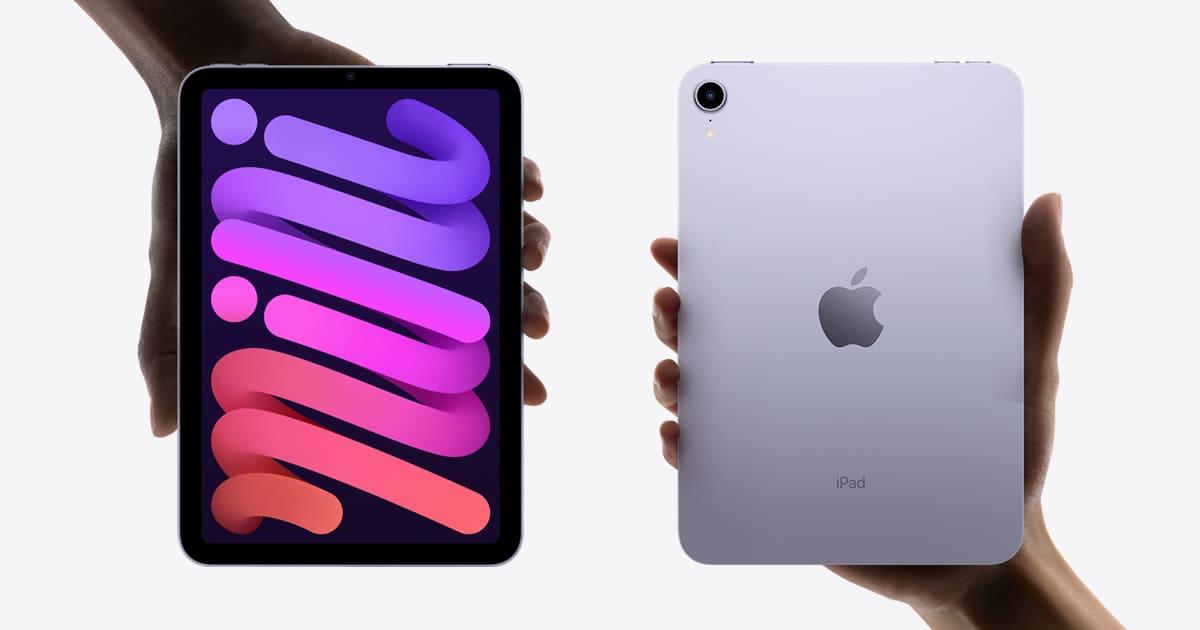 Nuevo Ipad Mini 2021: características y precios